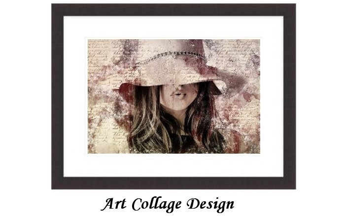 Art Collage Design