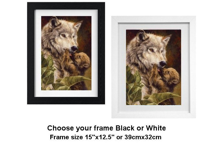 Select a Frame that will enhance your chosen print
