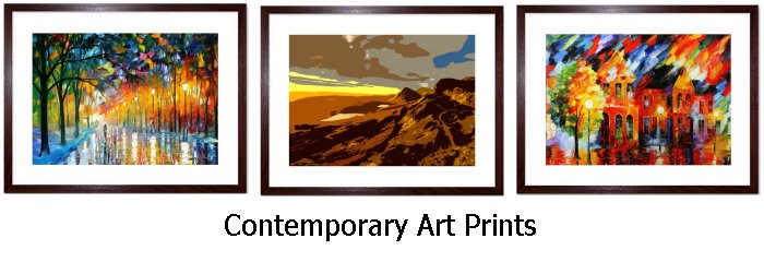 See Contemporary Art Prints