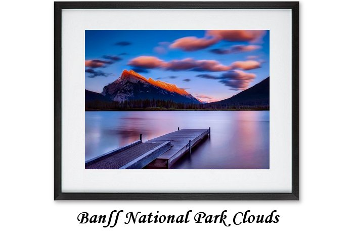Bamf National Park Clouds