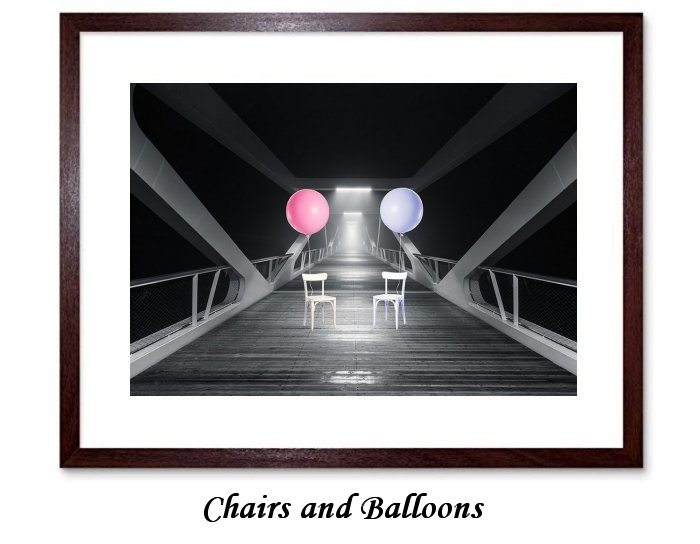 Chairs and Balloons