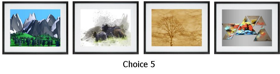 Choice Framed Prints