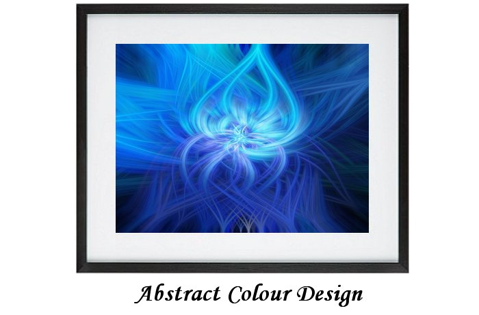 Abstract Colour Design