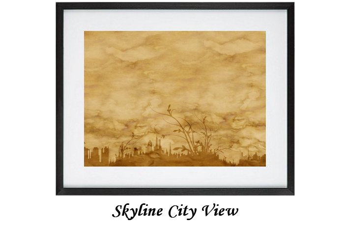 Skyline City View