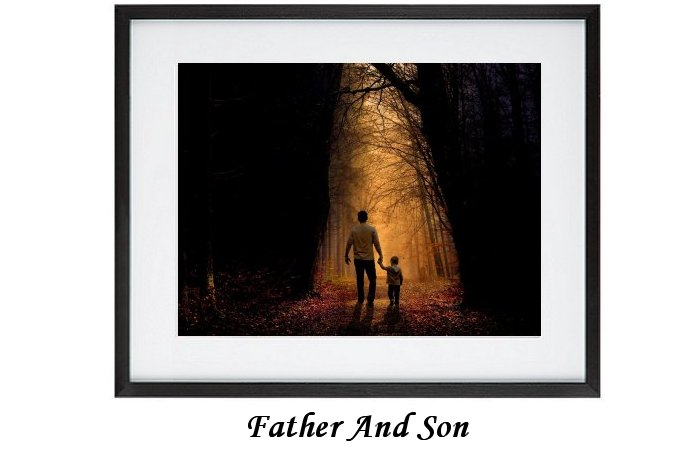 Father And Sun