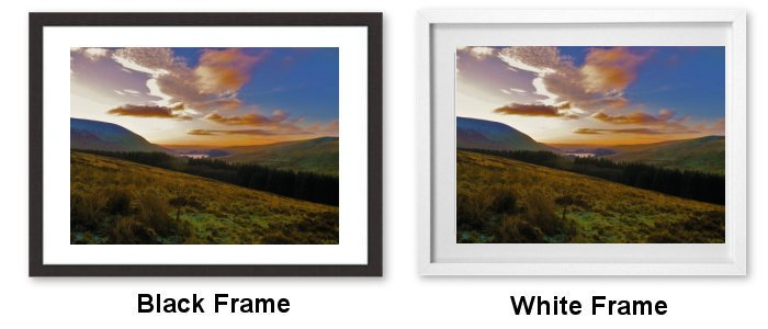 Select Your frame