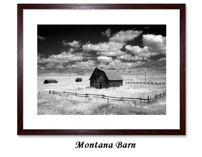 Barn Stadl Montana Agriculture Rural Nature Grass