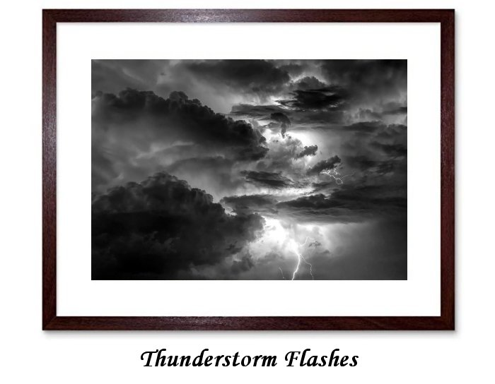 Thunderstorm Flashes