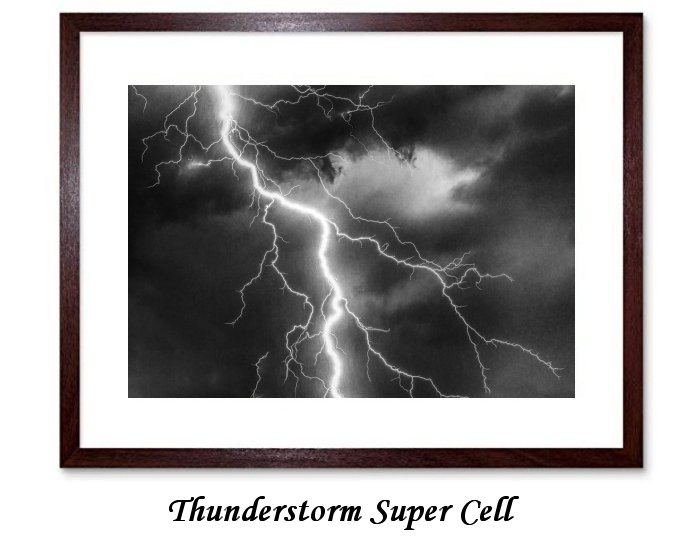 Thunderstorm Super Cell