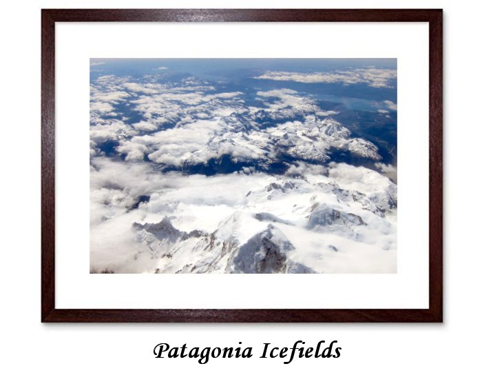 Patagonia Icefields