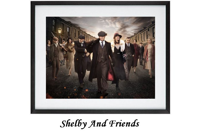 Shelby And Friends