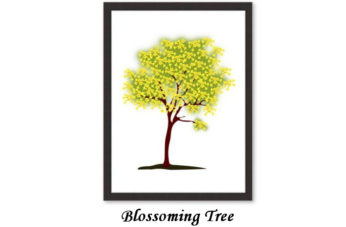 Blossoming Tree
