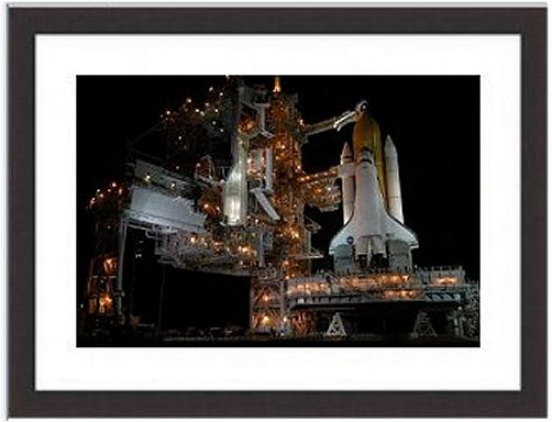 Launch Pad Rocket Launch Night Space Shuttle