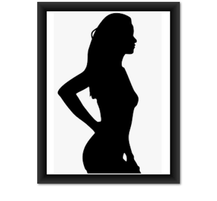 Woman Wall Art